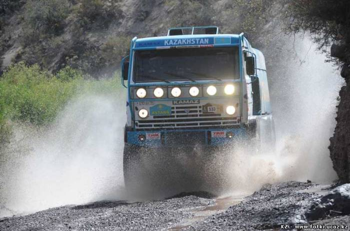 Дакар 2012 Казахстан